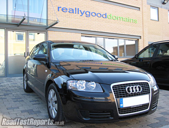 audi a3 sportback 1 9 tdi photos and comments. Black Bedroom Furniture Sets. Home Design Ideas