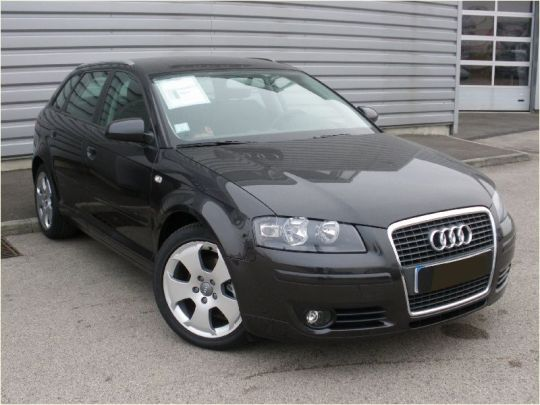 audi a3 sportback 2 0 tdi photos and comments. Black Bedroom Furniture Sets. Home Design Ideas