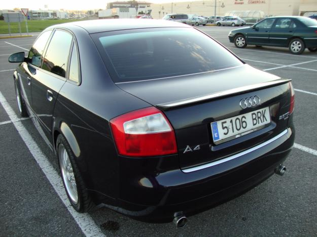 audi a4 2 5 tdi quattro photos and comments. Black Bedroom Furniture Sets. Home Design Ideas