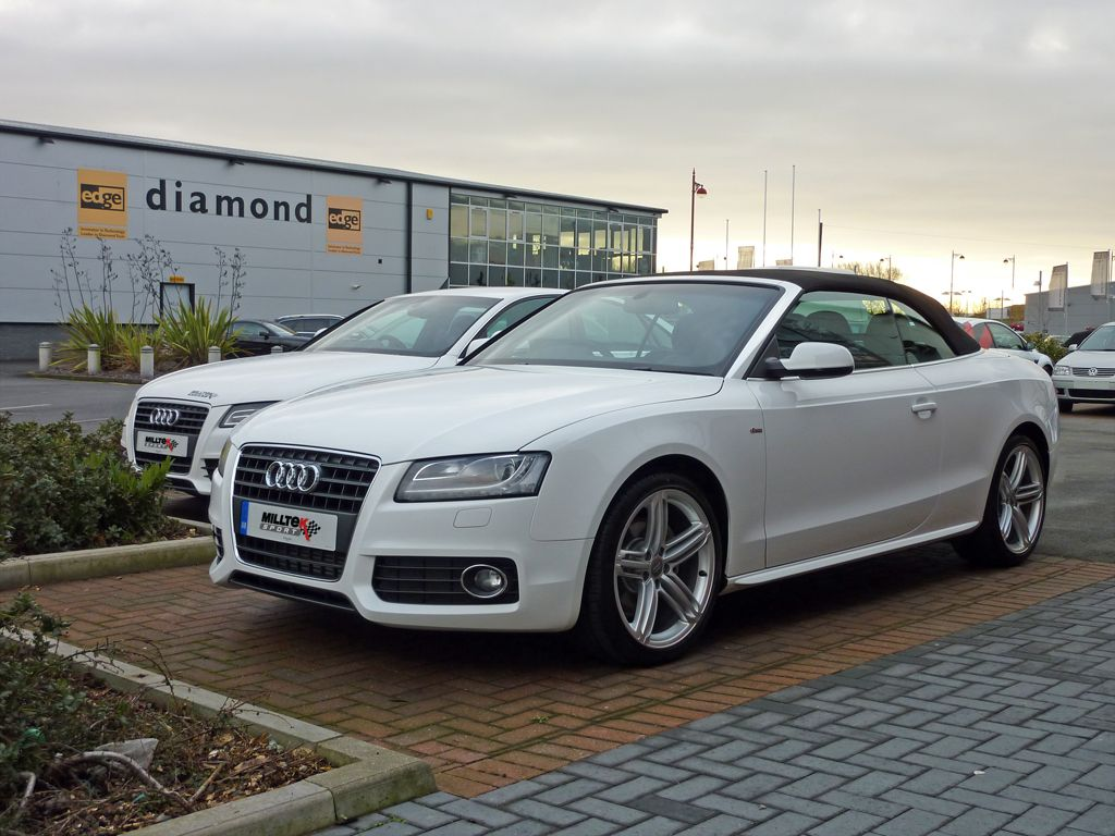 audi a5 2.0 tfsi cabriolet-pic. 1