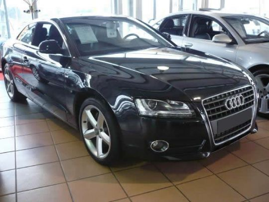 audi a5 2 7 tdi photos and comments. Black Bedroom Furniture Sets. Home Design Ideas