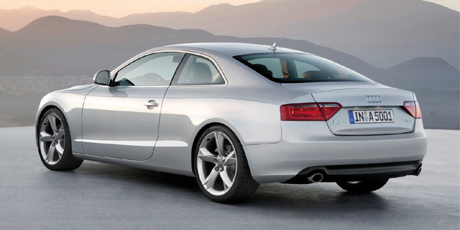 audi a5 coupe-pic. 2