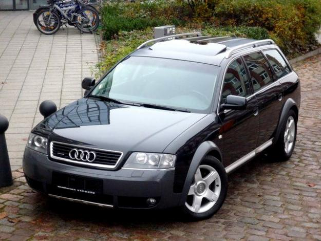 audi a6 2 5 tdi allroad photos and comments. Black Bedroom Furniture Sets. Home Design Ideas