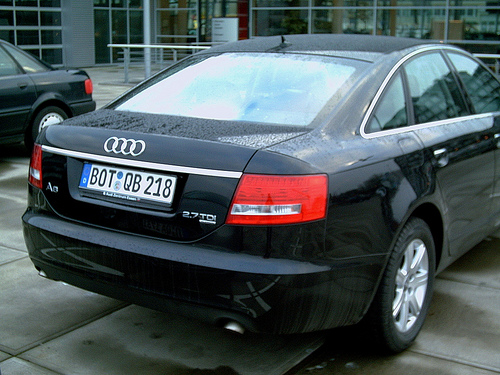 audi a6 2 7 tdi quattro photos and comments. Black Bedroom Furniture Sets. Home Design Ideas
