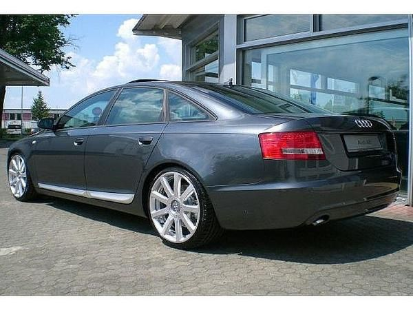 audi a6 3 0 tdi quattro tiptronic photos and comments. Black Bedroom Furniture Sets. Home Design Ideas