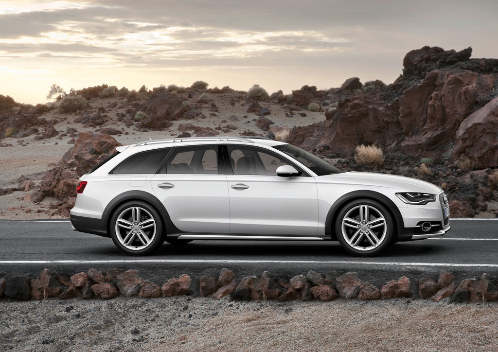audi a6 allroad 3 0 tfsi photos and comments. Black Bedroom Furniture Sets. Home Design Ideas