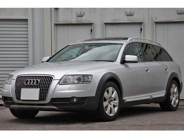 audi a6 allroad 3 2 fsi photos and comments. Black Bedroom Furniture Sets. Home Design Ideas