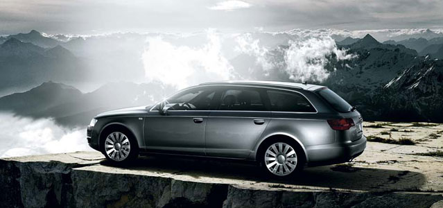 audi a6 avant 2 7 tdi quattro photos and comments. Black Bedroom Furniture Sets. Home Design Ideas