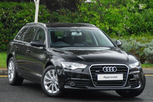 audi a6 avant 3 0 tfsi quattro photos and comments. Black Bedroom Furniture Sets. Home Design Ideas
