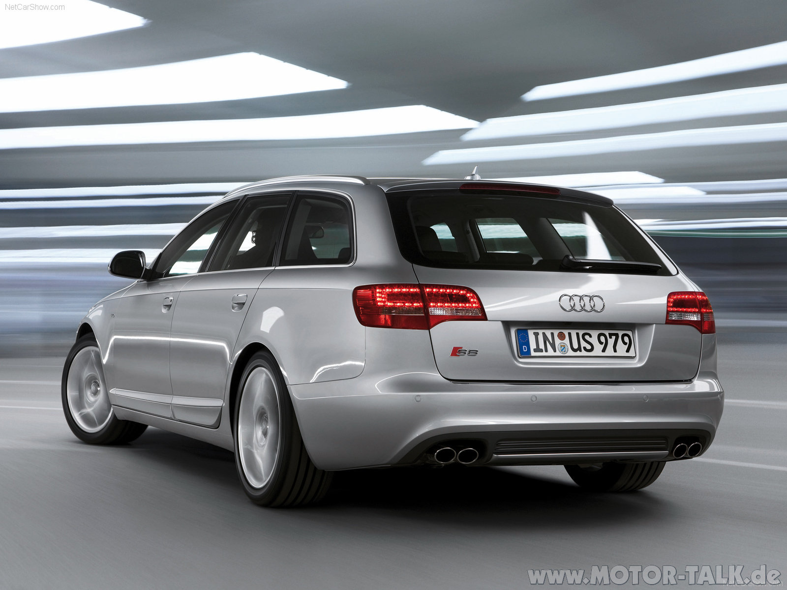 audi a6 s6 avant photos and comments. Black Bedroom Furniture Sets. Home Design Ideas