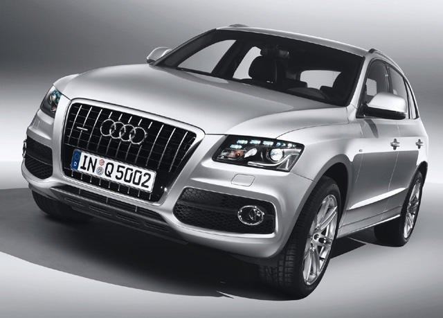 audi q5 3 0 tdi photos and comments. Black Bedroom Furniture Sets. Home Design Ideas