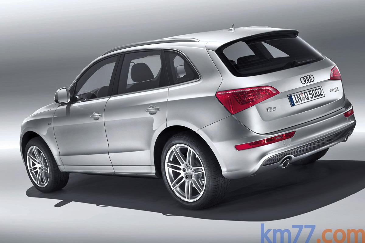 audi q5 3 0 tdi quattro s tronic photos and comments www. Black Bedroom Furniture Sets. Home Design Ideas