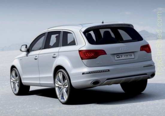 audi q7 4 2 tdi quattro tiptronic photos and comments. Black Bedroom Furniture Sets. Home Design Ideas