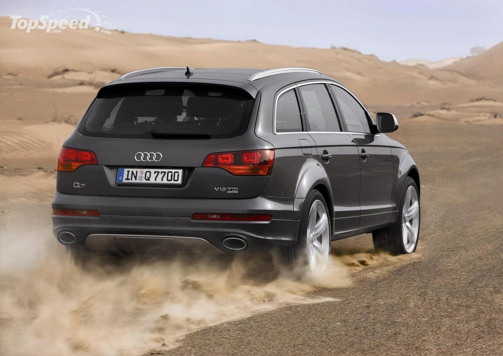 audi q7 6 0 tdi quattro photos and comments. Black Bedroom Furniture Sets. Home Design Ideas