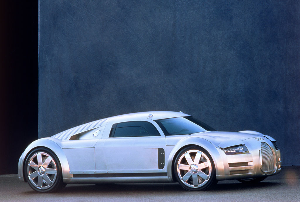 audi rosemeyer concept-pic. 1