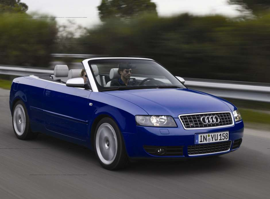 audi s4 cabriolet photos and comments. Black Bedroom Furniture Sets. Home Design Ideas