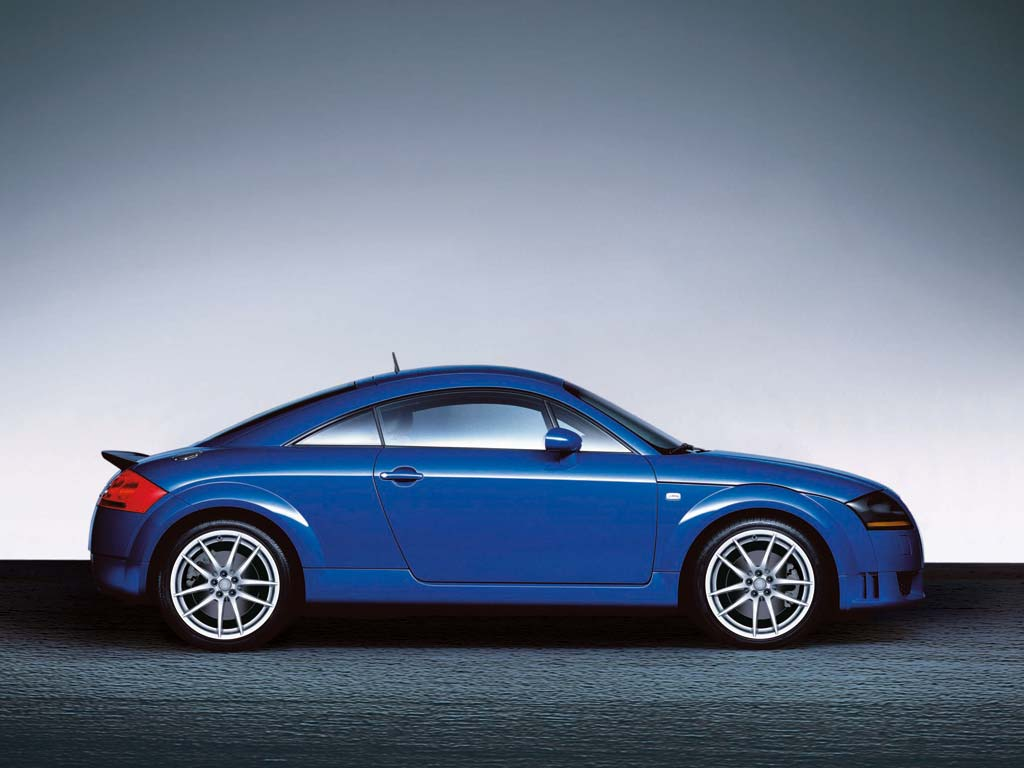 audi tt 1 8 t coupe quattro photos and comments. Black Bedroom Furniture Sets. Home Design Ideas