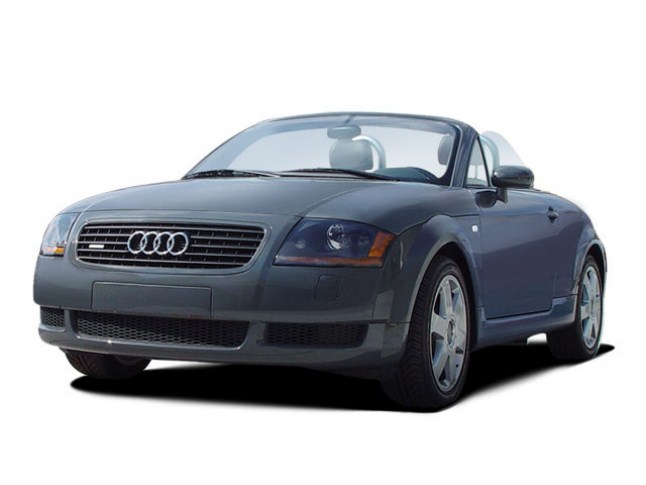 audi tt 180 roadster photos and comments. Black Bedroom Furniture Sets. Home Design Ideas