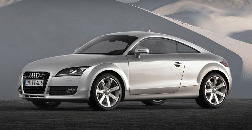 audi tt 3 2 coupe quattro photos and comments www. Black Bedroom Furniture Sets. Home Design Ideas
