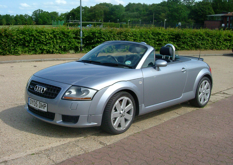audi tt roadster 3 2 quattro dsg photos and comments www. Black Bedroom Furniture Sets. Home Design Ideas