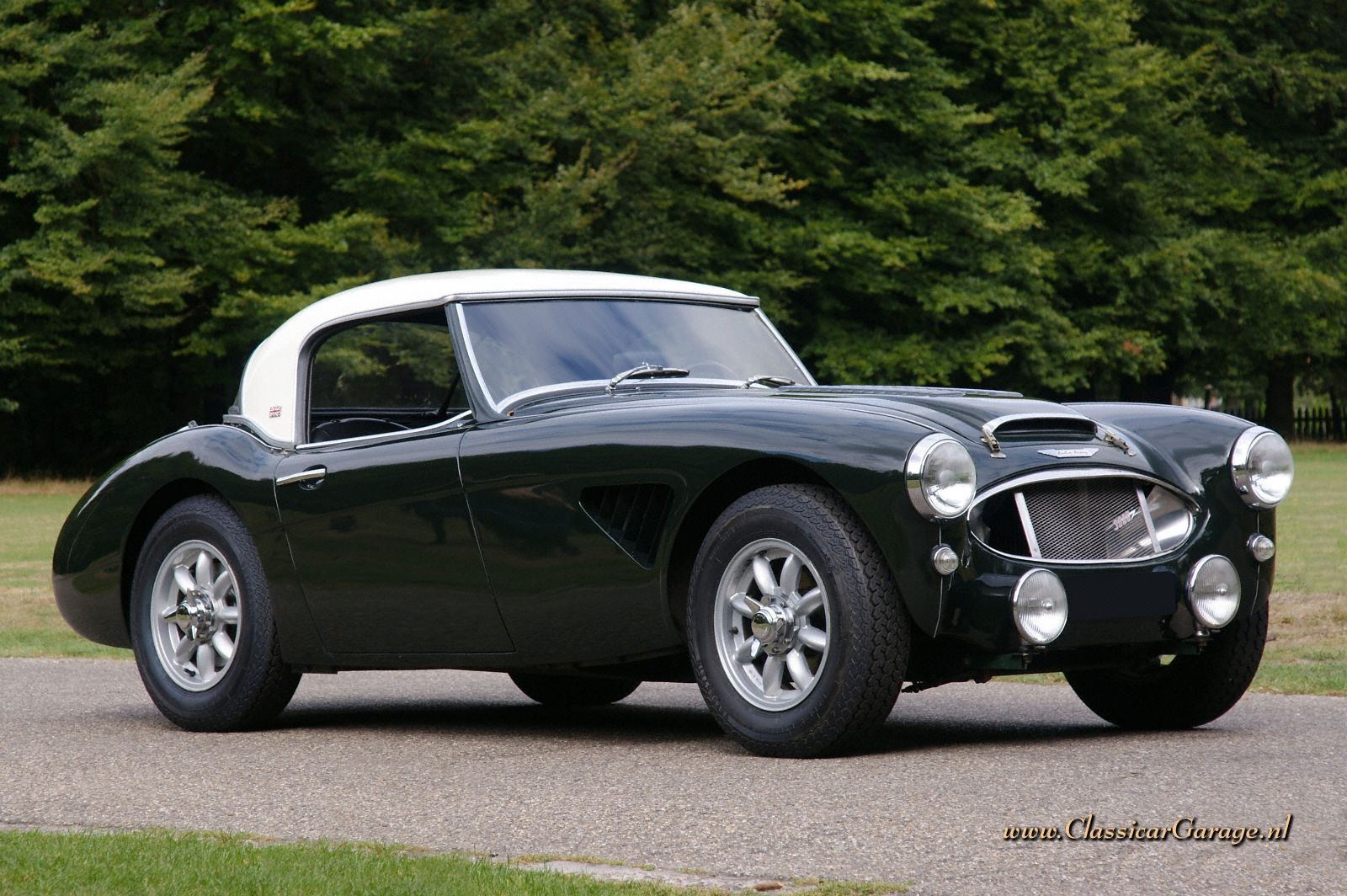austin healey 3000 mk ii photos and comments. Black Bedroom Furniture Sets. Home Design Ideas