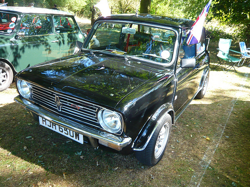 austin mini clubman 1275 gt photos and comments. Black Bedroom Furniture Sets. Home Design Ideas