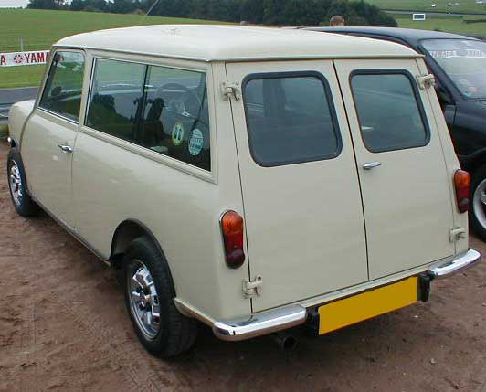 austin mini clubman estate-pic. 1