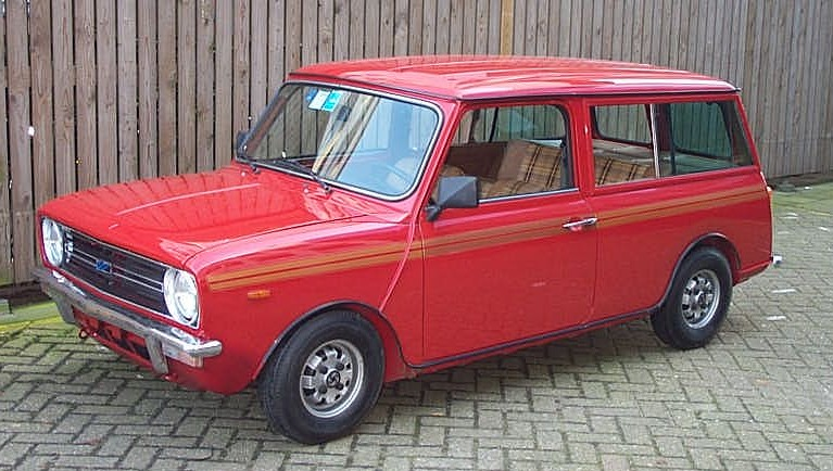 austin mini clubman estate-pic. 2