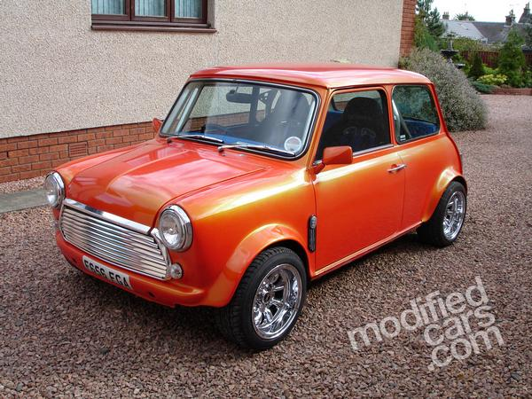 austin mini custom-pic. 3