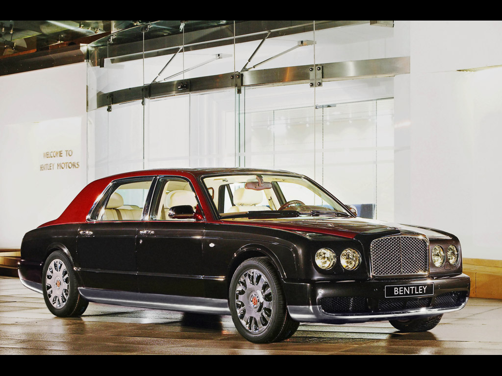 bentley arnage-pic. 1