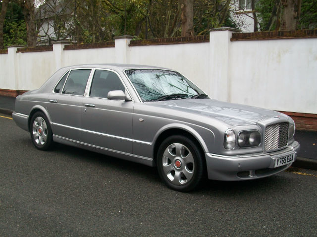 bentley arnage 6.8-pic. 1