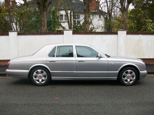 bentley arnage 6.8-pic. 3