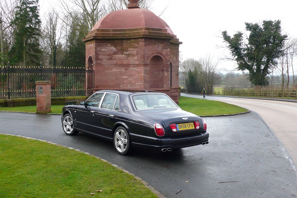 bentley arnage final series-pic. 1