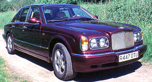 bentley arnage green label-pic. 3