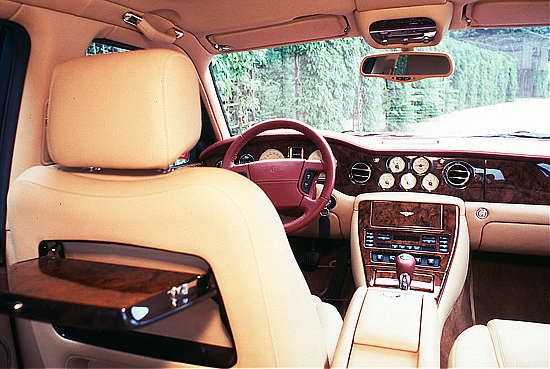 bentley arnage r-pic. 2