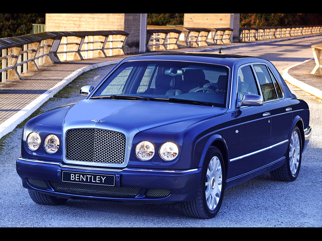 bentley arnage r-pic. 3