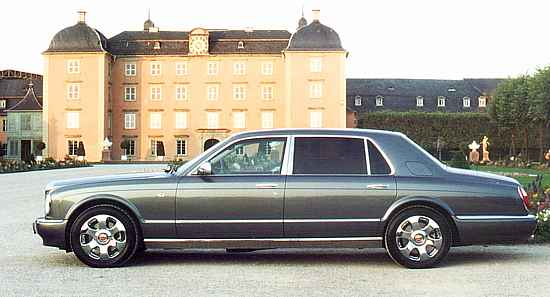bentley arnage rl-pic. 1