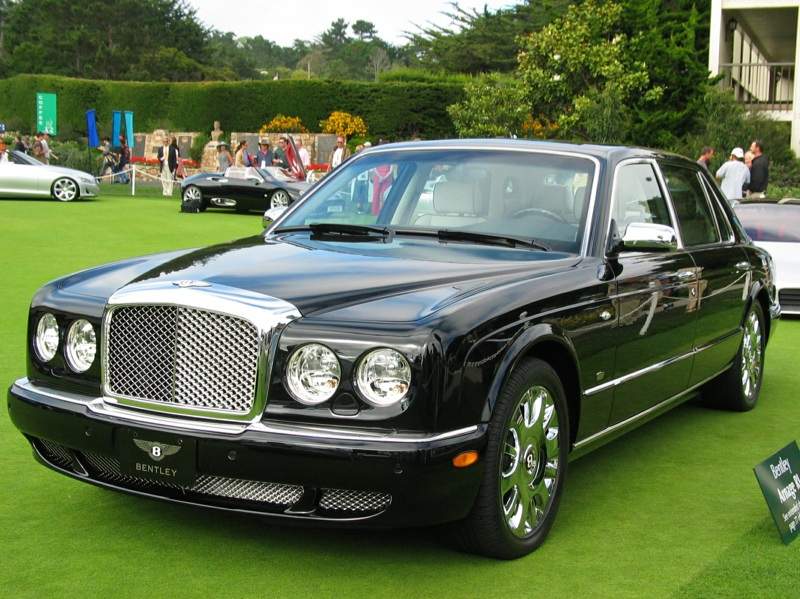 bentley arnage rl-pic. 2