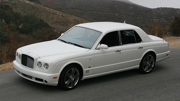 bentley arnage t-pic. 1