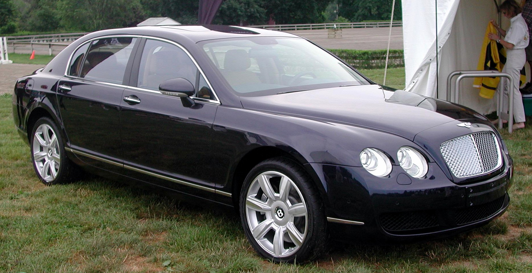 bentley continental flying spur #0
