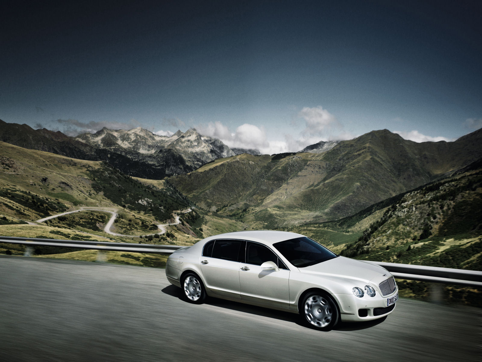 bentley continental flying spur series 51 #1