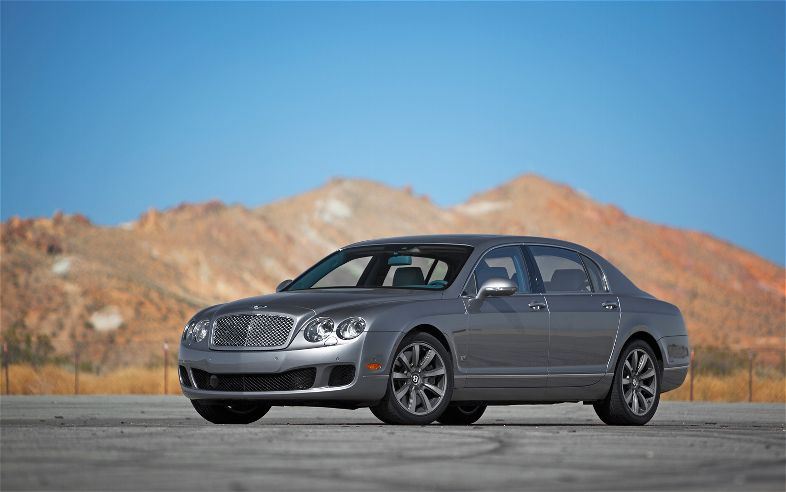 bentley continental flying spur series 51 #3