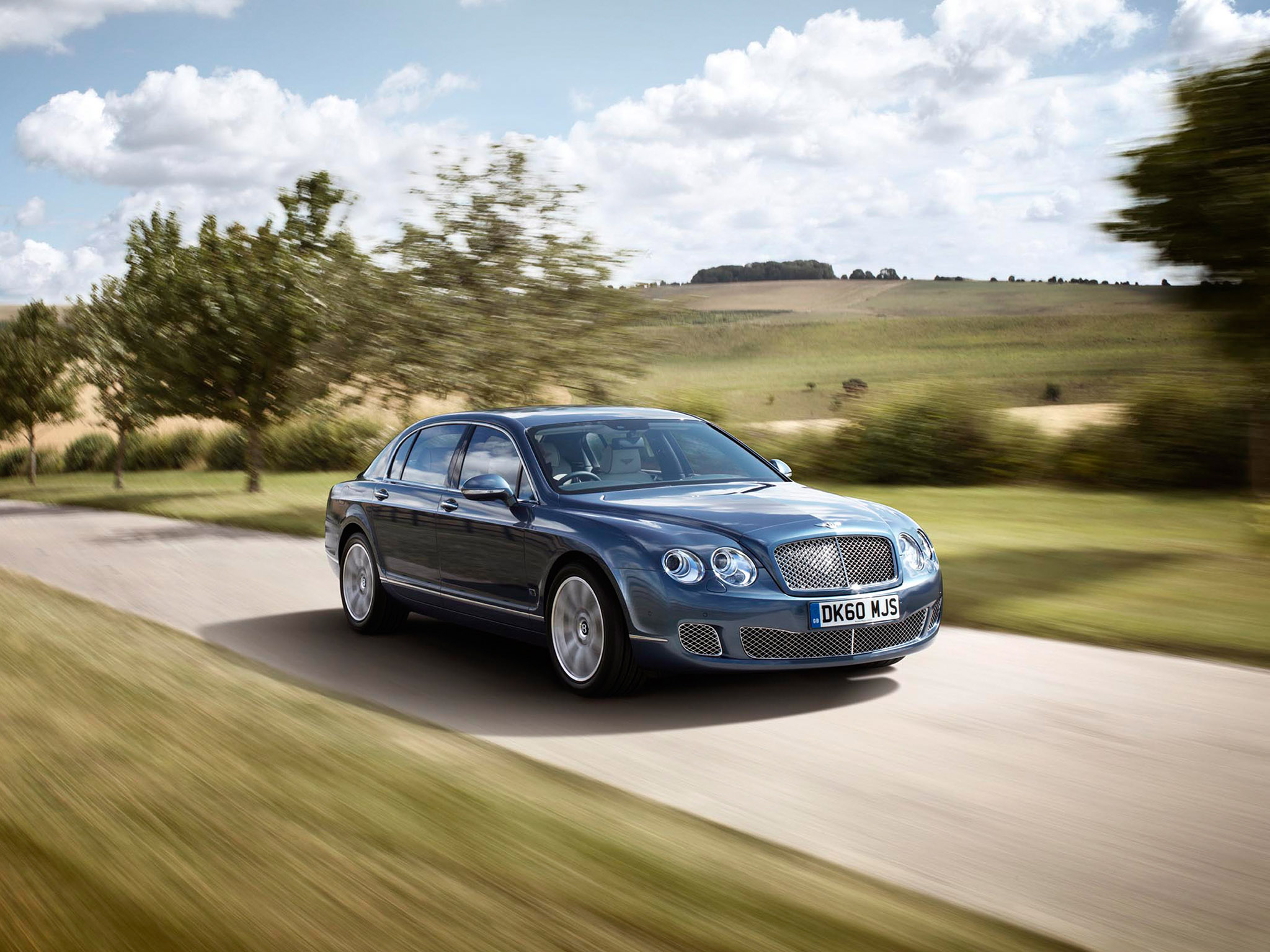 bentley continental flying spur series 51 #4