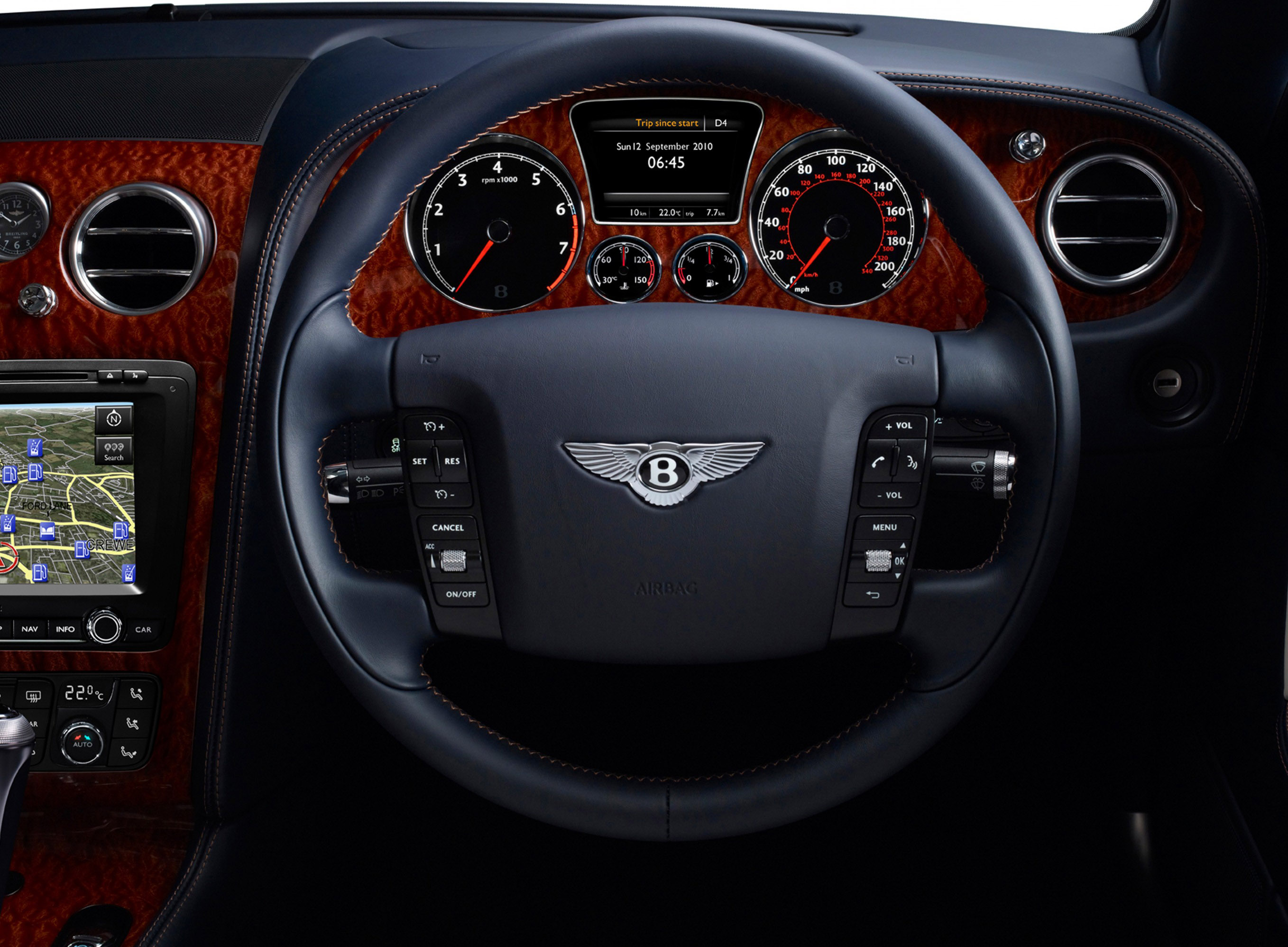 bentley continental flying spur series 51 #7
