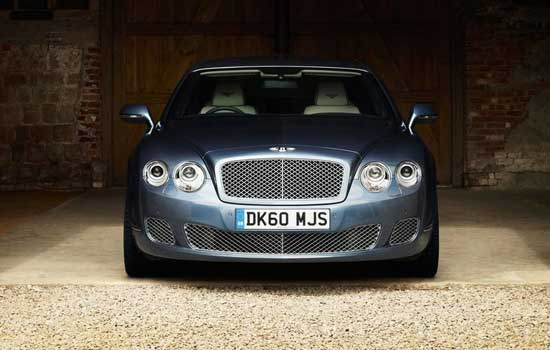 bentley continental flying spur series 51 #8