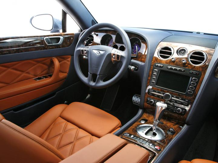 bentley continental flying spur speed-pic. 1