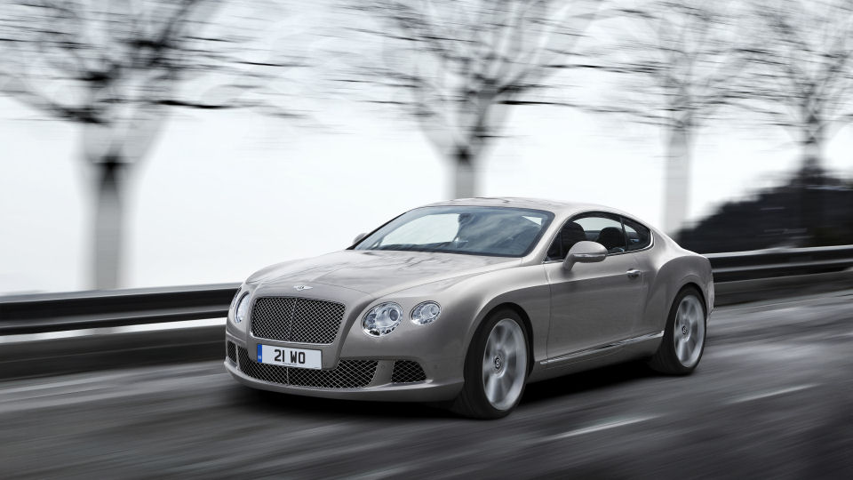 bentley continental gt coupe #0