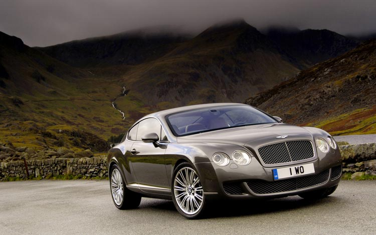 bentley continental gt coupe #1