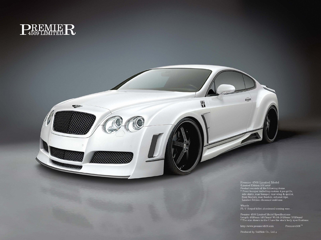 bentley continental gt coupe #2