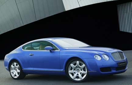 bentley continental gt coupe #6